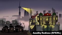 karikatura, Gündüz Ağayev