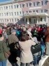Сибайда узган протест чарасы