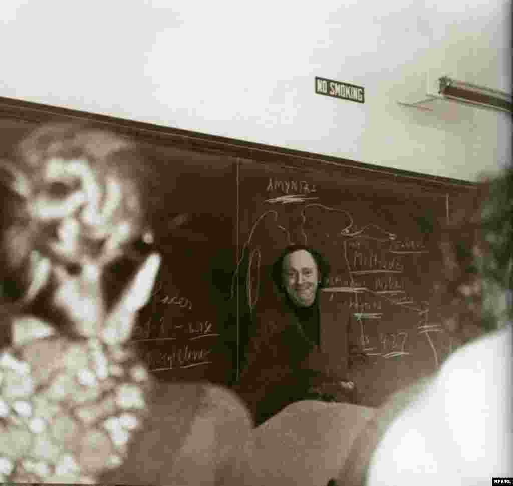 Бродский в Нью-Йорке. Учитель поэзии #12