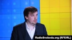 Колишній прем'єр-міністр України Олексій Гончарук