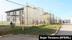 Burgu në Lipjan.