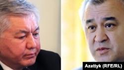 Иса Өмүркулов, Өмүрбек Текебаев.