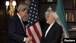 U.S. Secretary of State John Kerry and Iranian Foreign Minister Mohammad Javad Zarif had back-channel talks over the Iran nuclear deal.