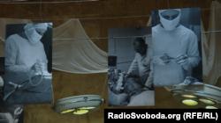 Експозиція у музеї історії України в Другій світовій війні