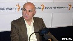 Валерий Каболов, председатель совета московской осетинской общины