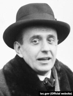 Ян Масарик (1886–1948), міністр закордонних справ Чехословаччини