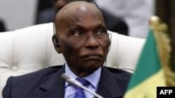 Абдуллай Вад Сенегалдың президенті кезінде Африка Одағы-Еуропа Одағы саммитіне қатысып отыр. Триполи, 29 қараша 2010 жыл