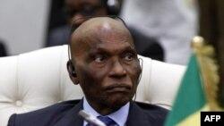 Сенегал президенті Абдулай Вад.