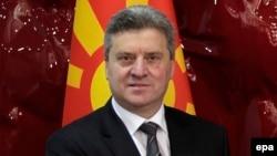 Македонскиот претседател Ѓорѓе Иванов.