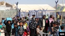 Refugjatë sirianë në Jordani