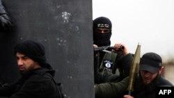جنگنجویان النصره در سوریه