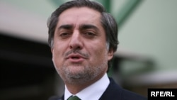 While presidential challenger Abdullah Abdullah has demanded the head of the election commission be fired, it's unclear what he will do if this demand is not met.