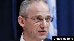 مارتین نسیرکی٬ سخنگوی دبیرکل سازمان ملل متحده