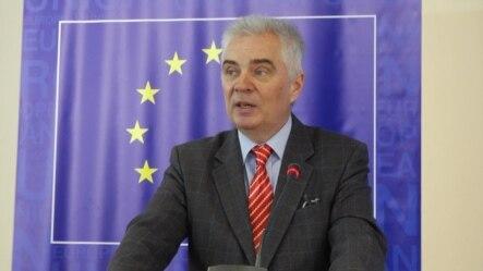 Հայաստանում ԵՄ պատվիրակության ղեկավար Պյոտր Սվիտալսկի, արխիվ: