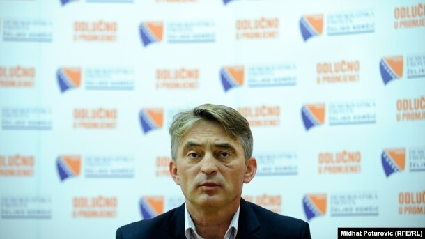 Željko Komšić: Dejtonska BiH nije produkt demokratskih procesa