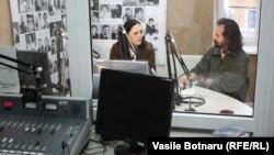 Maria Şleahtiţchi şi Emilian Galaicu-Păun