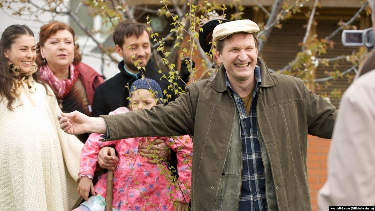 СБУ: запрет на въезд российского актера Добронравова снята