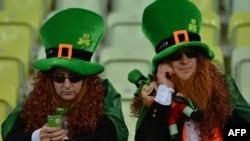 Ирландиядан келген ышкыбоздор