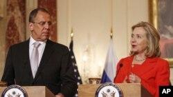 Hillari Klinton dhe Sergei Lavrov - foto nga arkivi