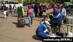 Торгівля в Чернігові йде й на вулицях