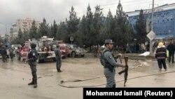 Snage sigurnosti, Kabul