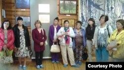 Төмәннәр Кырлайдагы музейда
