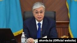 قاسم جومارت توقایف، رئیس جمهور قزاقستان