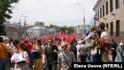 """Московский """"Марш миллионов"""""""