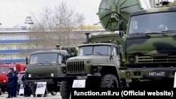 Выставка российской военной техники в Севастополе, 7 апреля 2018 года