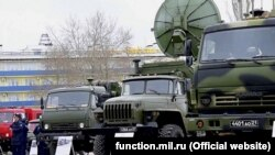 Виставка російської військової техніки в Севастополі, 7 квітня 2018 року
