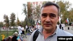 Ирек Мортазин Казанда ПАРНАС чарасында. 22 август 2016