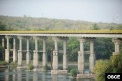 Podul de peste Nistru de la Gura Bîcului / Bîcioc