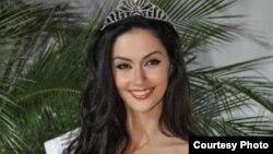 Antigona Sejdiu, përfaqësuesja e parë e Kosovës në Miss World