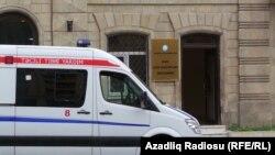 Bakı ağır cinayətlər məhkəməsi