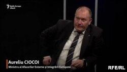 Aureliu Ciocoi spune că vorbele sale au fost răstălmăcite