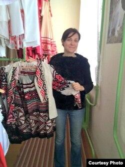 Арганізатарка тыдня беларускай кухні Кацярына Кібальчыч