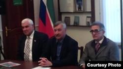 Фатыйх Сибагатуллин, Рафаил Хәкимов, Наил Вәлиев