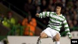 شونسکه ناکامورا، ستاره ۲۹ ساله تیم ملی فوتبال ژاپن و تیم سلتیک اسکاتلند