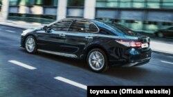 Toyota Camry, иллюстрационное фото