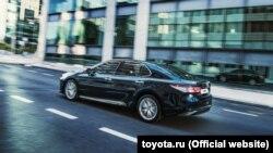 Российское Заксобрание Севастополя закупает для собственных нужд три автомобиля премиум-класса Toyota Camry