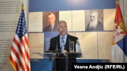 Амбасадорот на САД во Белград Кајл Скот