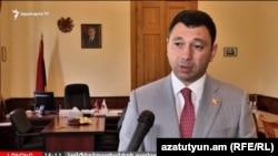ԼՂ ժողովրդավարությունը չի տուժի, եթե Բակո Սահակյանը ևս 10 տարի պաշտոնավարի. Շարմազանով
