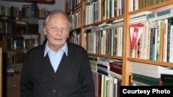 Норбэрт Рандаў (27.11.1929-1.10.2013) фота: Інго Пэц