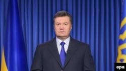Ուկրաինայի նախագահ Վիկտոր Յանուկովիչը, արխիվ