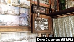 "В музее ""Фотоизба"""