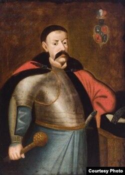Міхал Казімер Пац, вялікі гетман літоўскі