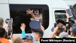 Задержания в Алматы в День столицы.