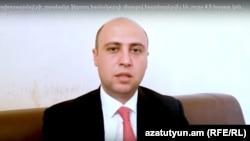 Советник вице-премьера Тиграна Авиняна Баграт Бадалян (архив)