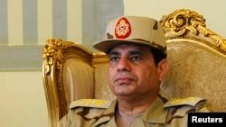 Генерал Абдел Фаттах Сиси