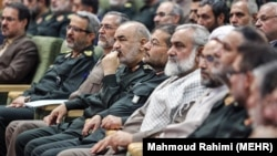 مراسم معارفه فرمانده جدید سازمان بسیج مستضعفان ایران